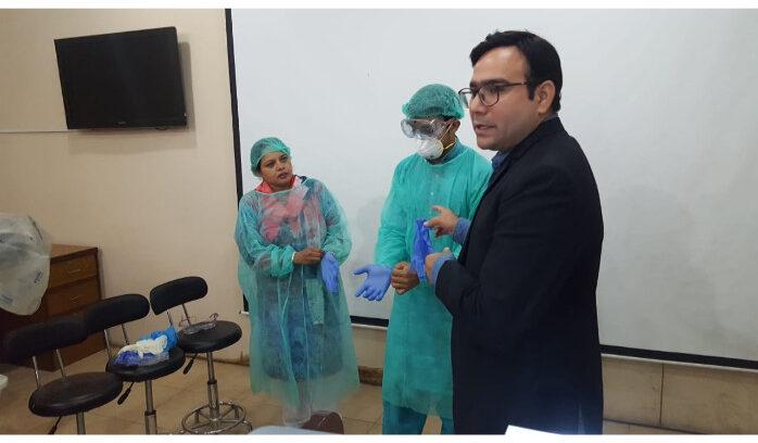 Raza Mohy Uddin Allama Iqbal Medical College